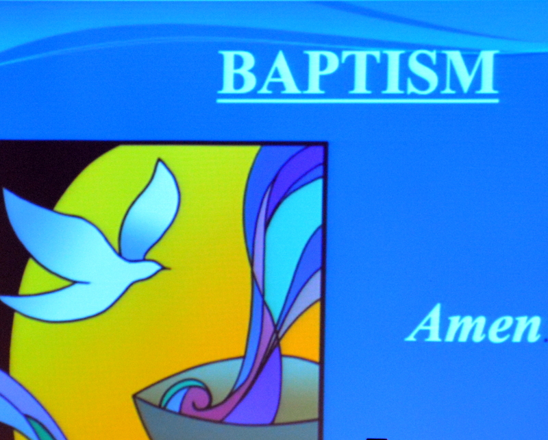 Baptism 1a