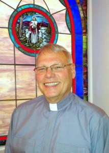 Rev Harry Tedrow